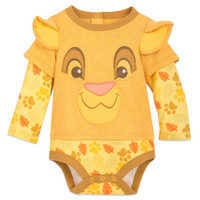 Image of Simba Long Sleeve Bodysuit for Baby # 1