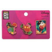 Image of Mickey The True Original Exhibition Pin Set # 2