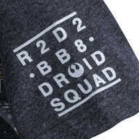 Image of R2-D2 and BB-8 T-shirt for Boys - Star Wars: The Last Jedi # 2
