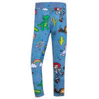 Image of Toy Story T-Shirt and Leggings Set for Girls # 6