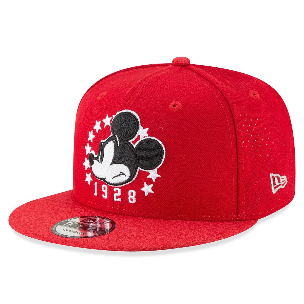 Product Image of Mickey Mouse Baseball Cap for Adults by New Era   1 e9aa8f1698
