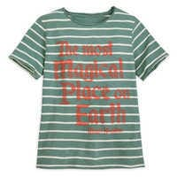 Image of Walt Disney World Striped Jersey T-Shirt for Boys by Junk Food # 1