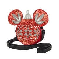 Image of Mickey Mouse Ornament Crossbody Bag # 1