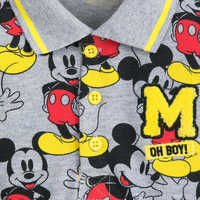 Image of Mickey Mouse Romper for Baby # 3