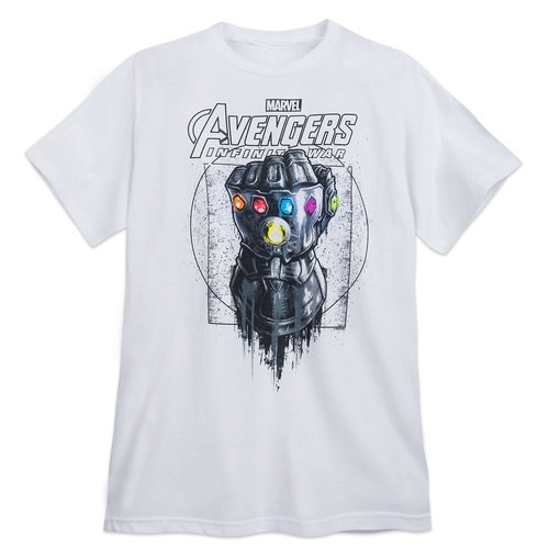 Infinity Gauntlet T Shirt For Adults Marvel S Avengers