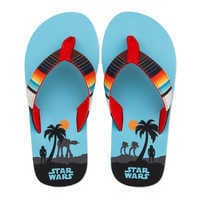 Image of Star Wars Flip Flops for Kids # 2