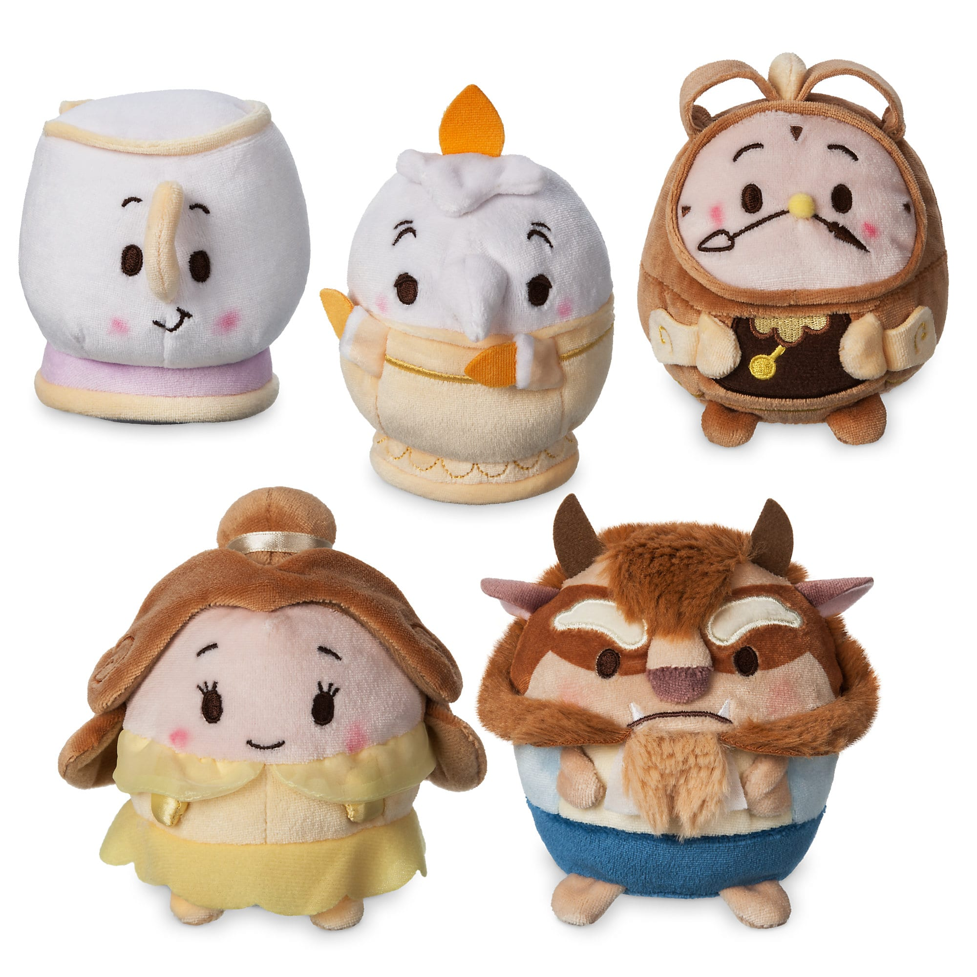 Beauty and the Beast Ufufy Collection