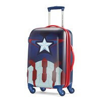 Captain America Luggage - American Tourister - Small