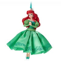 Image of Ariel Sketchbook Ornament - The Little Mermaid # 1