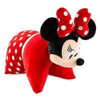Image of Minnie Mouse Plush Pillow # 1