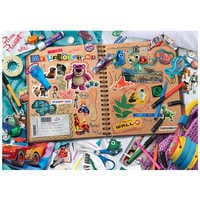 Image of PIXAR Scrapbook Puzzle by Ravensburger # 2