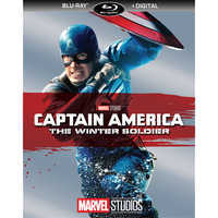 Image of Captain America: The Winter Soldier Blu-ray + Digital Copy # 1