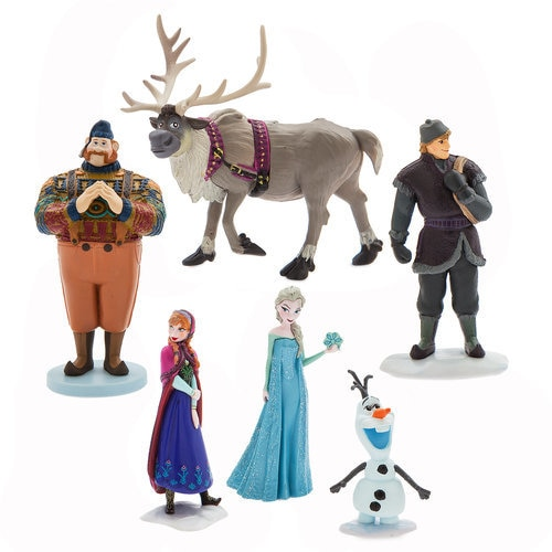 Frozen Figure Playset