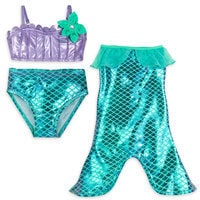 Ariel Swimwear Set for Girls