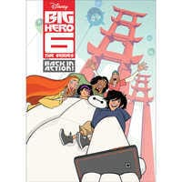Image of Big Hero 6: The Series - Back in Action! DVD # 1