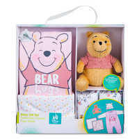 Image of Winnie the Pooh Gift Set for Baby - Pink # 6