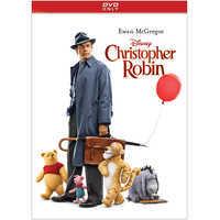 Image of Christopher Robin DVD # 1
