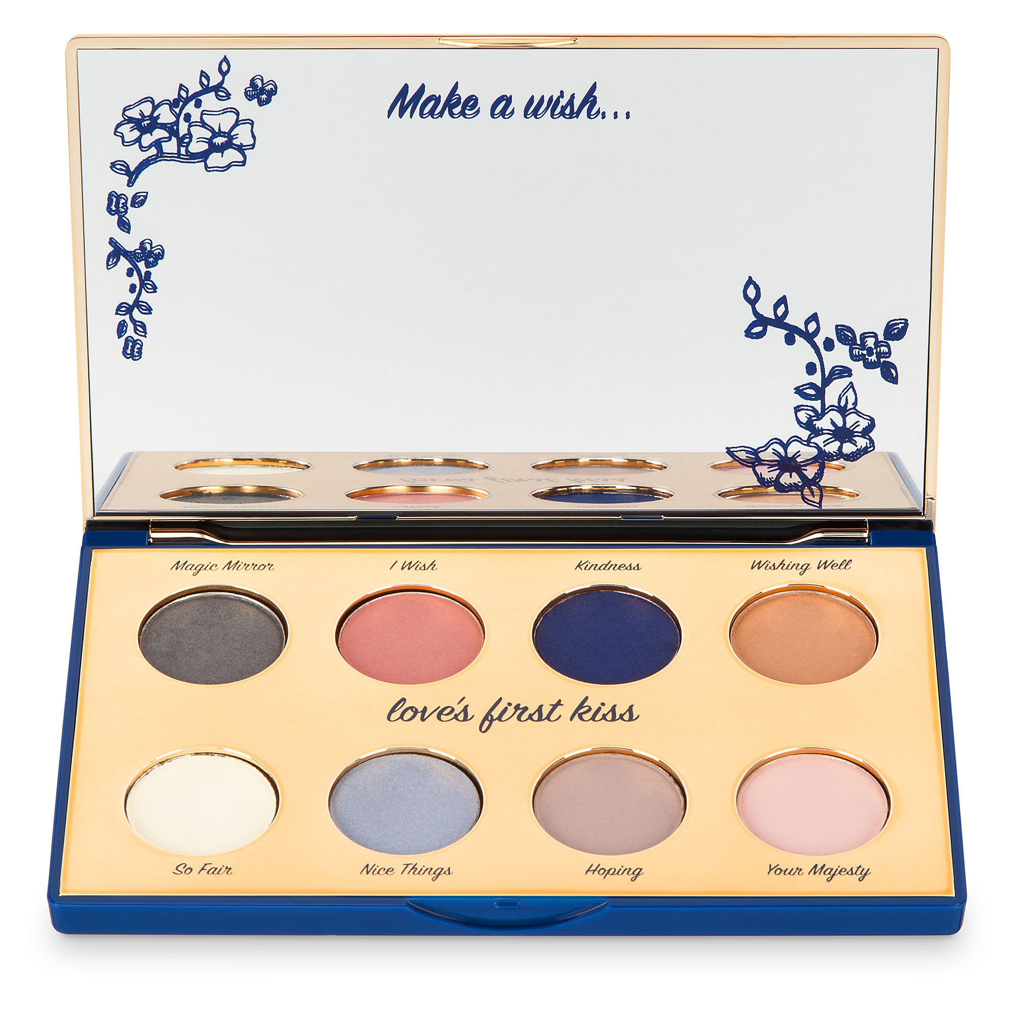 Snow White I'm Wishing Eyeshadow Palette by Bésame Cosmetics