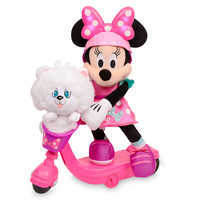 Image of Minnie Mouse Sing & Spin Scooter # 3