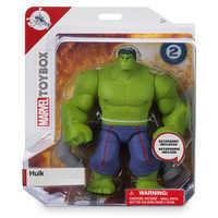 Image of Hulk Action Figure - Marvel Toybox # 4