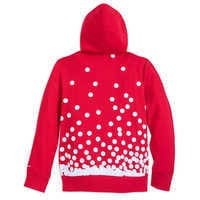 Image of Minnie Mouse Sequined Hoodie for Girls # 2