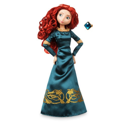 Merida Classic Doll with Ring ? Brave ? 11 1/2''
