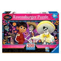 Image of Coco Panoramic Puzzle - Ravensburger # 1