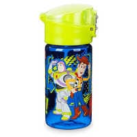 Image of Toy Story Flip-Top Water Bottle # 1