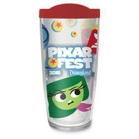 Image of Inside Out PIXARFEST 2018 Travel Tumbler - Disneyland - Limited Release # 1