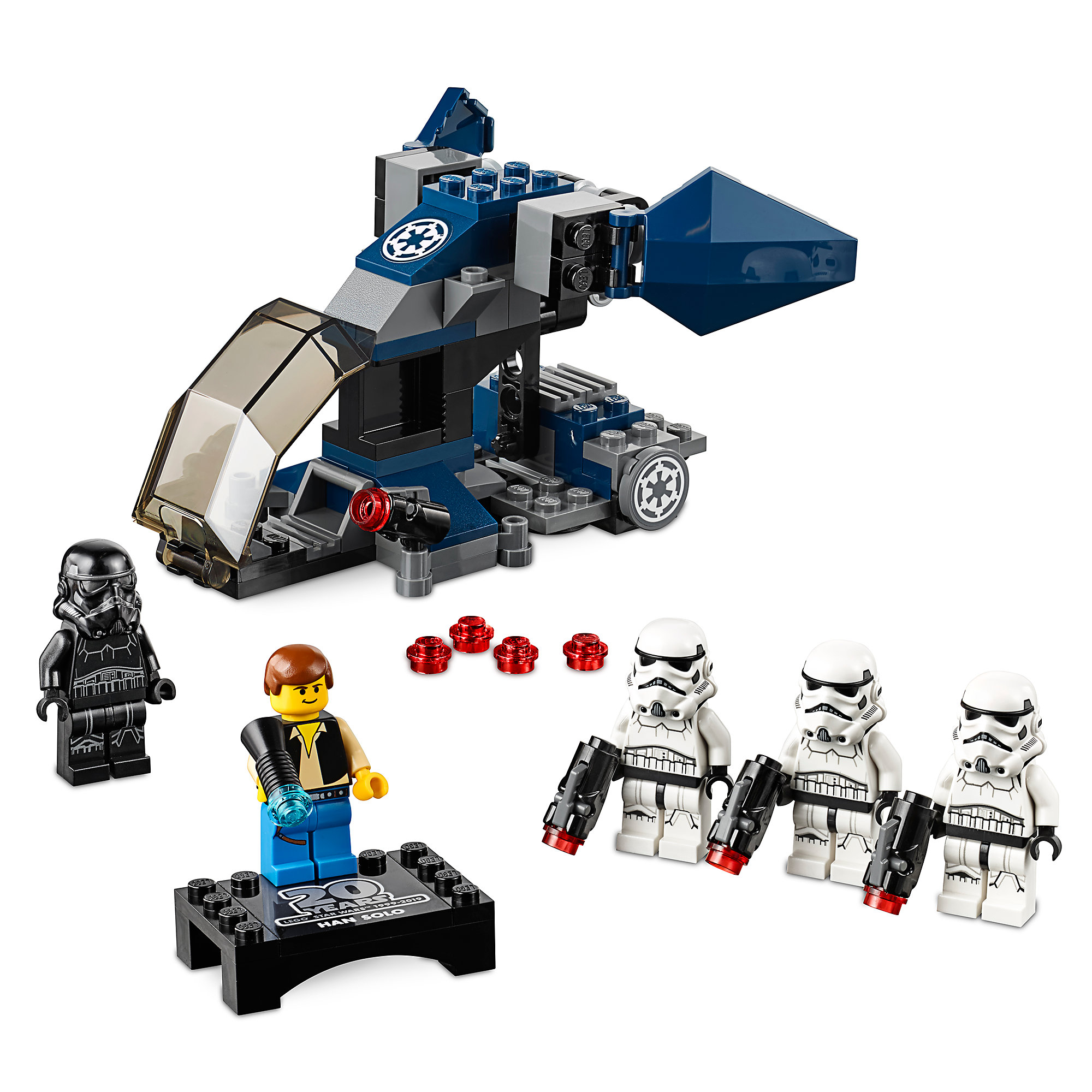 Imperial Dropship - 20th Anniversary Edition Play Set by LEGO - Star Wars