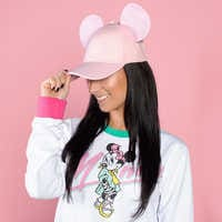 Image of Mickey Mouse Ears Baseball Cap for Adults by Cakeworthy # 2
