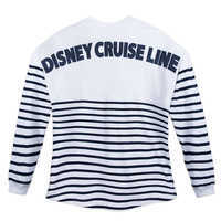 Image of Disney Cruise Line Spirit Jersey for Adults - White/Navy # 2