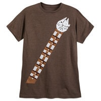 Image of Chewbacca Bandolier T-Shirt for Men # 1