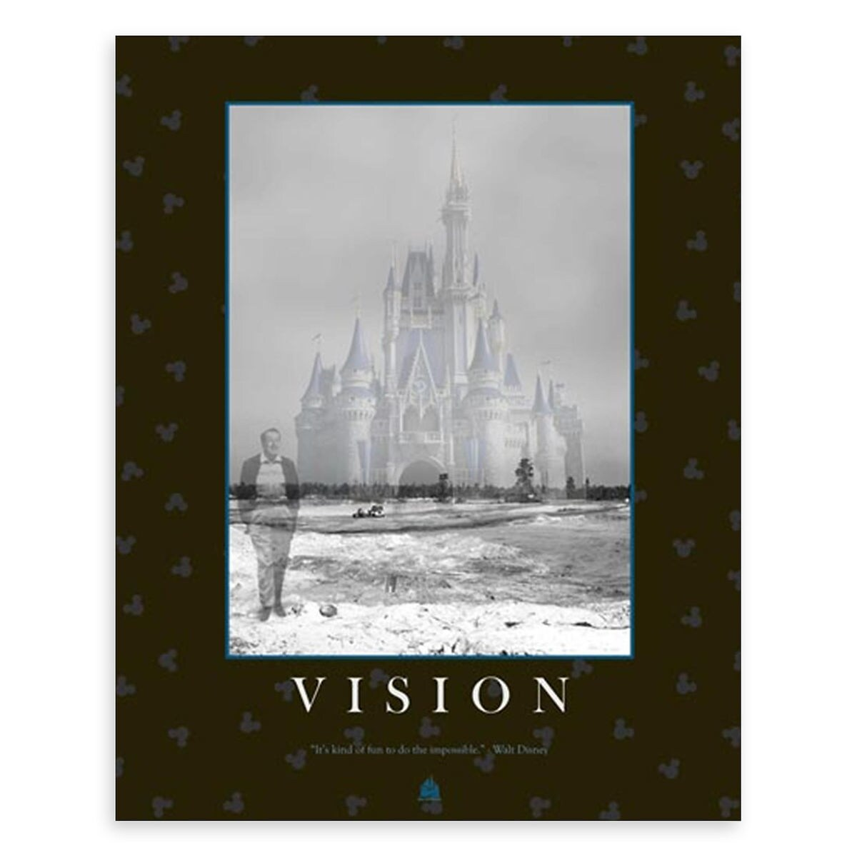 Walt Disney Vision Giclee Shopdisney
