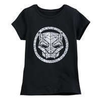 Image of Black Panther T-Shirt for Girls # 1