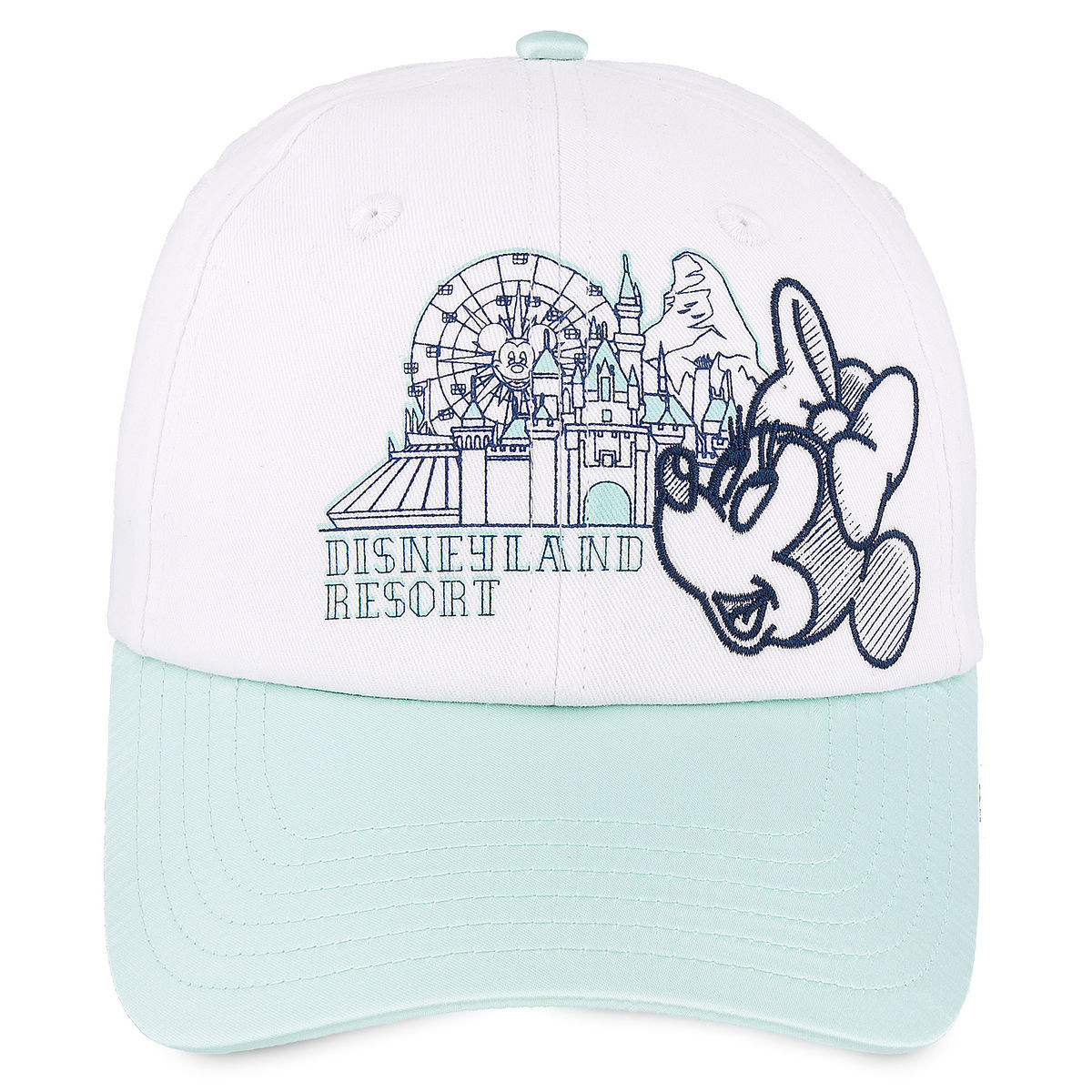 Product Image of Minnie Mouse 2018 Baseball Cap for Women - Disneyland   1 af50bdd7c5c