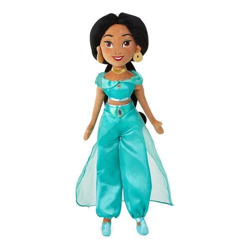 Jasmine Plush Doll - Aladdin - Medium