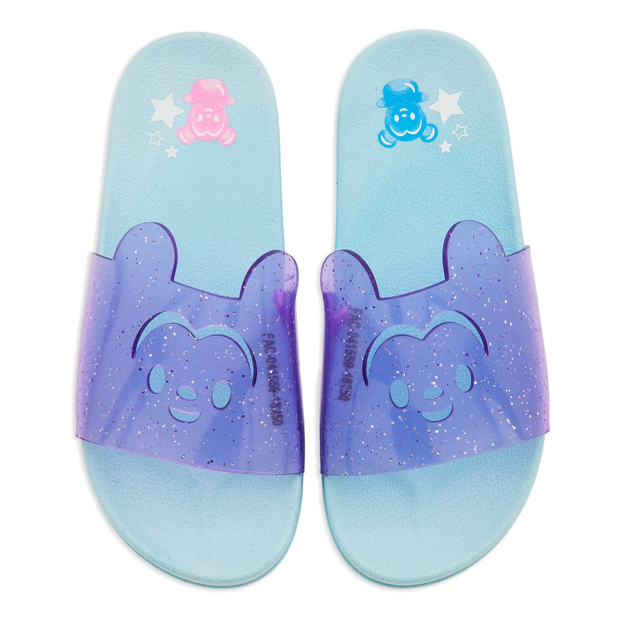 d4f7bf81a8ac Mickey Mouse Jelly Slides for Kids