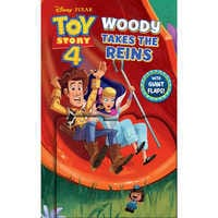 Image of Toy Story 4: Woody Takes the Reins Book # 1