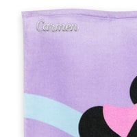 Image of Minnie Mouse Swim Towel for Baby - Personalizable # 3