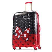 샵디즈니 Disney Minnie Mouse Bow Luggage - American Tourister - Large