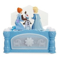 Image of Olaf's Frozen Adventure Musical Jewelry Box # 2