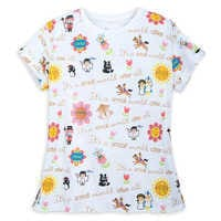 Image of Disney it's a small world T-Shirt for Women # 1