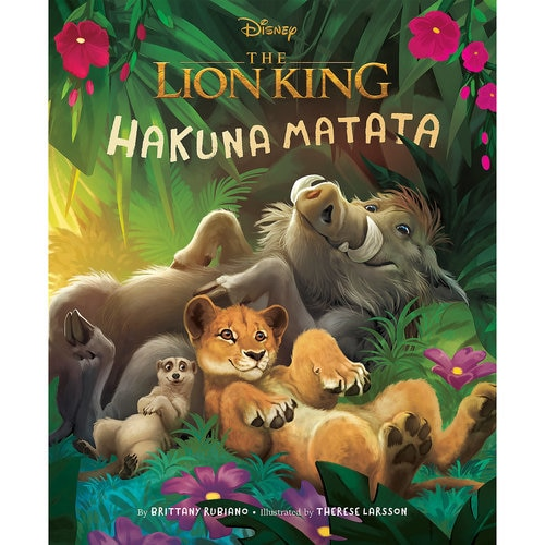 The Lion King Picture Book: Hakuna Matata Book - The Lion ...