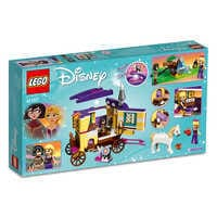 Image of Rapunzel Travel Caravan Playset by LEGO - Tangled: The Series # 7