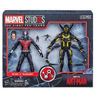 Image of Ant-Man and Yellow Jacket Action Figure Set - Legends Series - Marvel Studios 10th Anniversary # 8