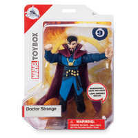 Image of Dr. Strange Action Figure - Marvel Toybox # 4