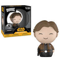 Image of Han Solo Dorbz Vinyl Figure by Funko - Solo: A Star Wars Story # 1
