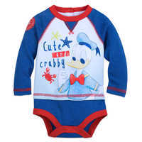 Image of Donald Duck Bodysuit for Baby # 1