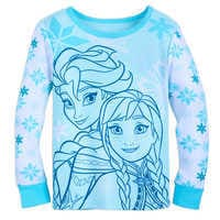 Image of Frozen PJ PALS for Girls # 2